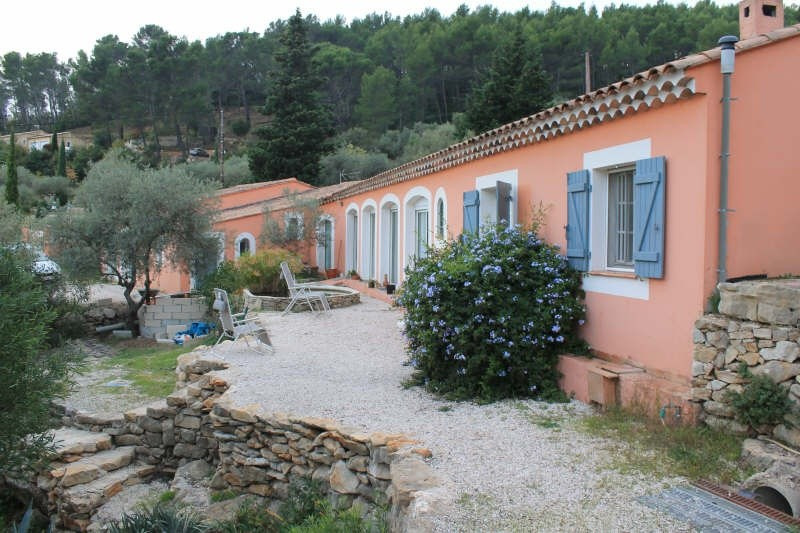 Sale house / villa Belgentier 548000€ - Picture 1