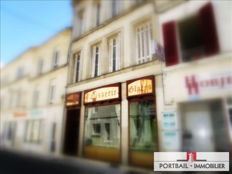 Sale building Montendre 265000€ - Picture 1