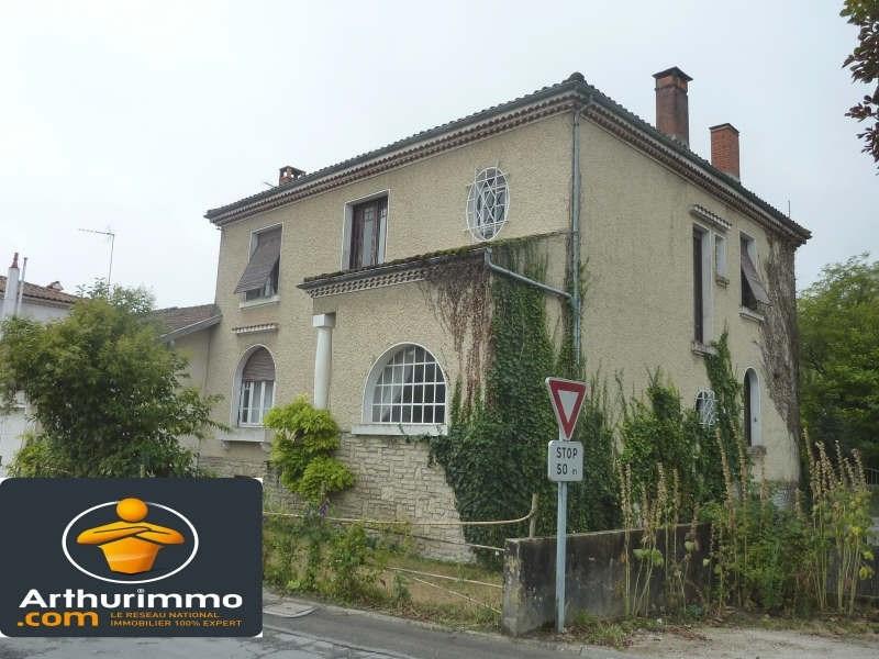Sale house / villa Matha 250000€ - Picture 2