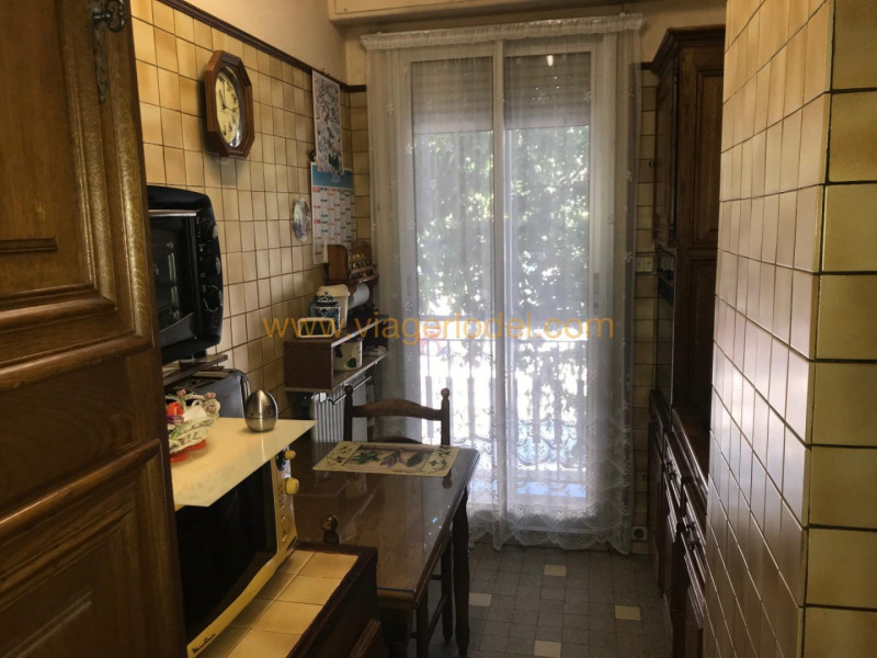 Life annuity apartment Nice 83 000€ - Picture 5