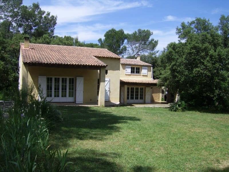 Rental house / villa Nimes 1250€ CC - Picture 1