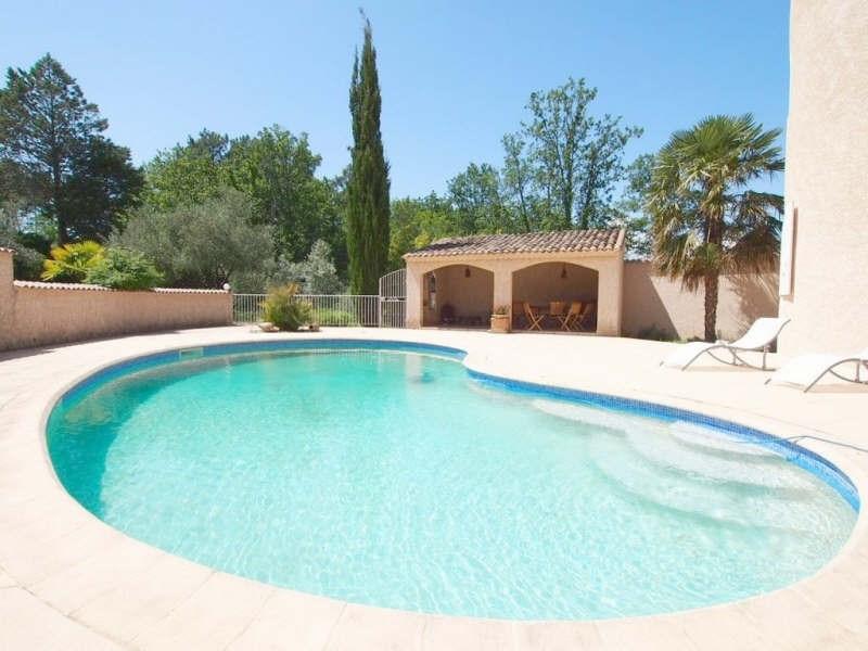Vente maison / villa Labeaume 499200€ - Photo 14