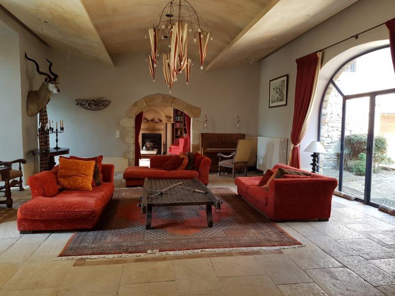 Vente de prestige maison / villa Civrieux d azergues 2300000€ - Photo 5
