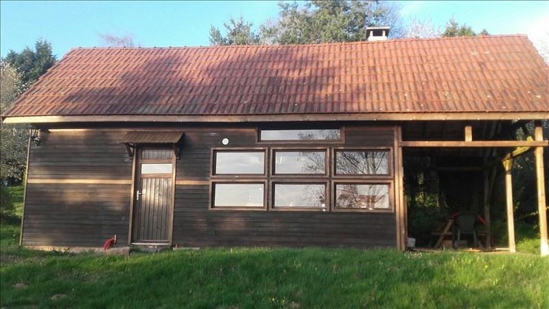Sale house / villa Brazey en morvan 52000€ - Picture 2