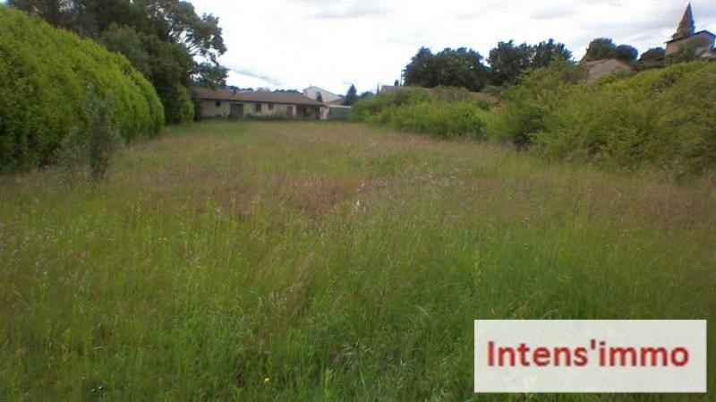 Vente terrain Chatuzange le goubet 75000€ - Photo 1