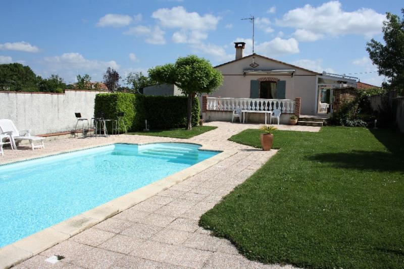 Vente maison / villa La salvetat saint gilles 339000€ - Photo 1