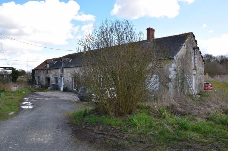 Vente maison / villa Chaumont d anjou 165600€ - Photo 1