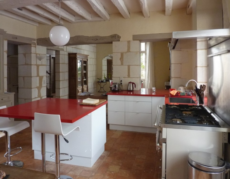 Deluxe sale house / villa Angers 445000€ - Picture 5