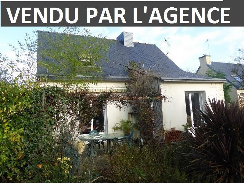 Vente maison / villa Ploemel 188900€ - Photo 1