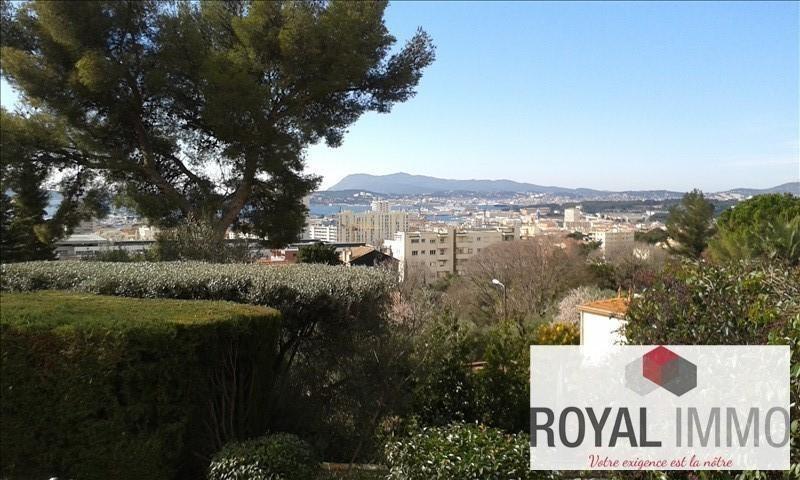 Vente de prestige appartement Toulon 669000€ - Photo 1