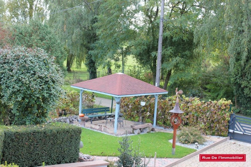 Vente maison / villa Kutzenhausen 389000€ - Photo 9