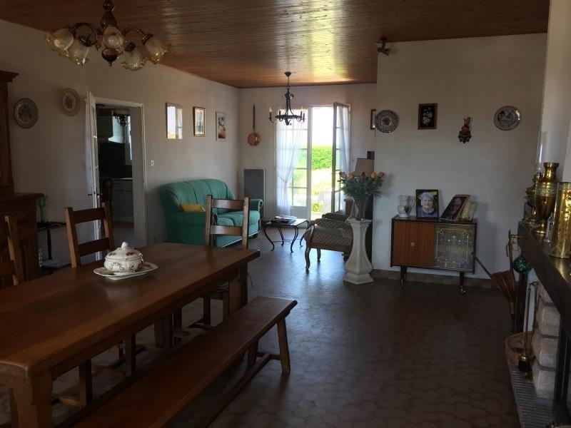 Vente maison / villa St vincent sur jard 218400€ - Photo 2