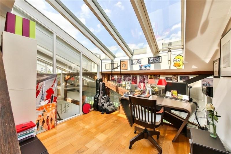 Vente de prestige loft/atelier/surface Paris 17ème 1750000€ - Photo 12