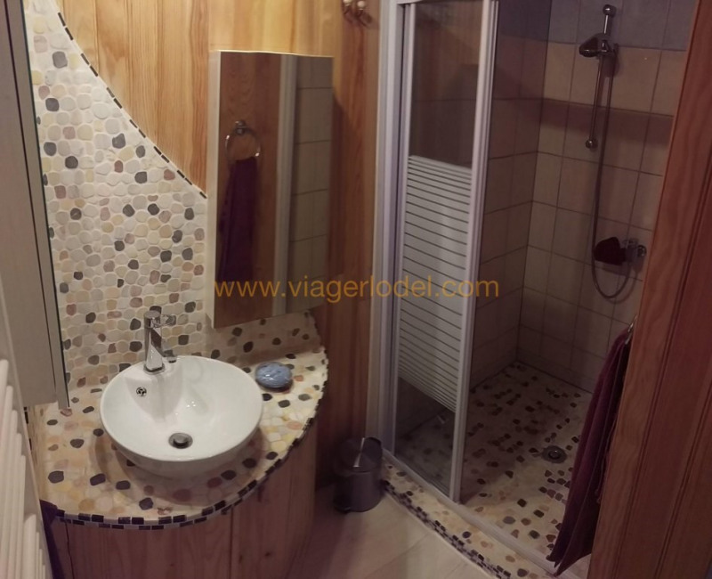 Lijfrente  huis Montouliers 35000€ - Foto 11