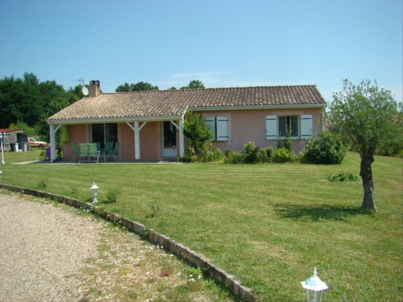 Vente maison / villa Montpon menesterol 157500€ - Photo 1