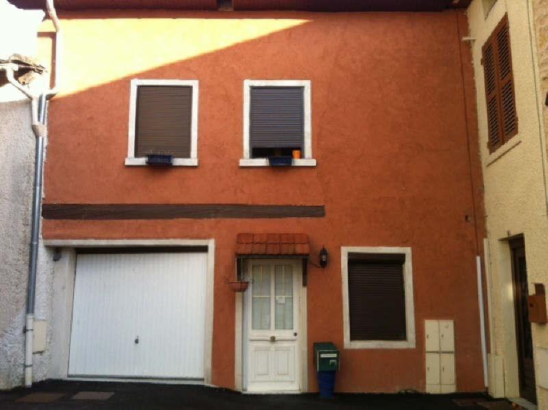 Vente maison / villa La verpilliere 161000€ - Photo 1