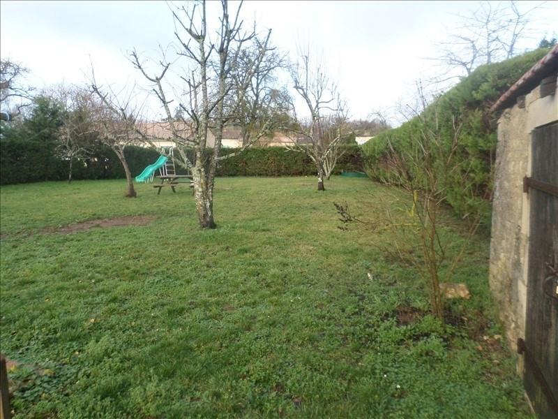 Vente maison / villa Lussac les chateaux 60000€ - Photo 8