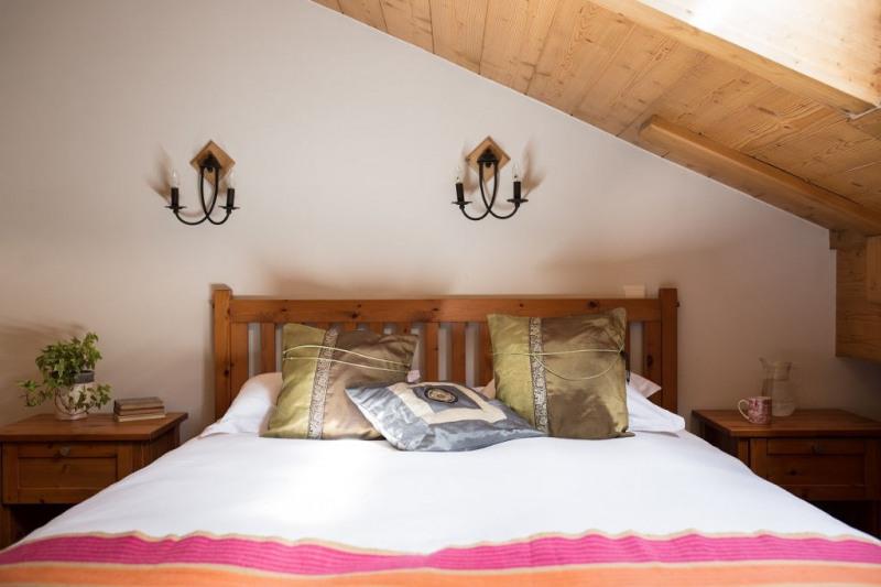 Sale apartment Les houches 445000€ - Picture 5