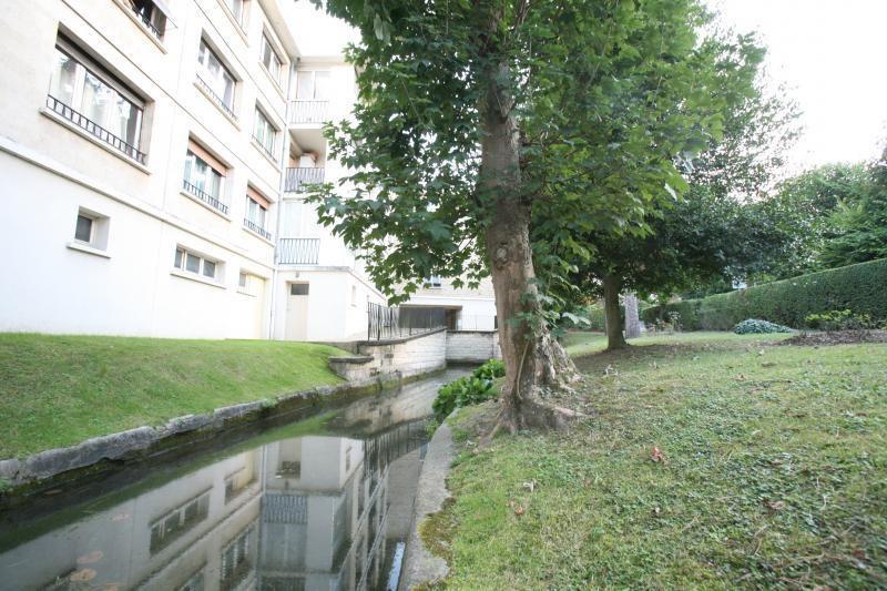 Rental apartment Villennes sur seine 640€ CC - Picture 1