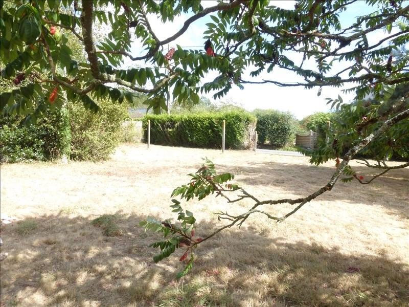 Vente terrain Guenrouet 33100€ - Photo 1