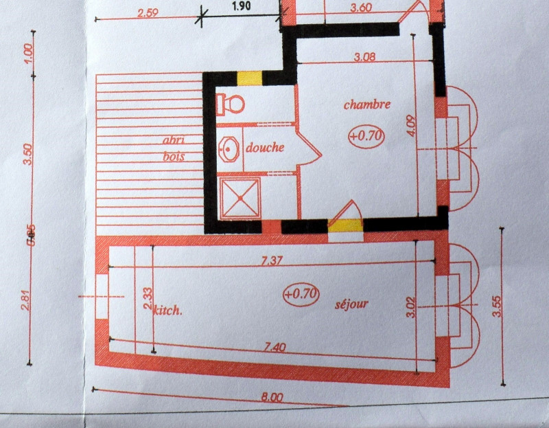 Vente maison / villa Fayence 418000€ - Photo 23