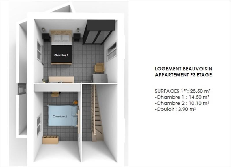 Vente maison / villa Beauvoisin 149900€ - Photo 9