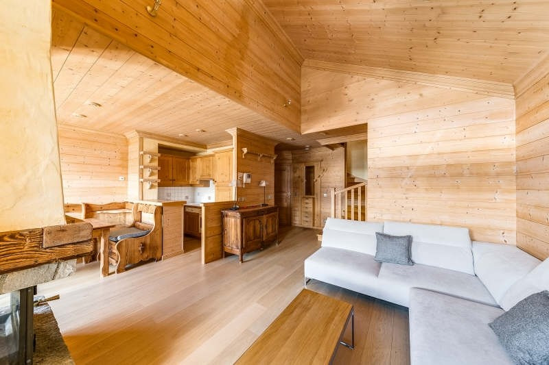 Deluxe sale apartment Meribel 1 495 000€ - Picture 2