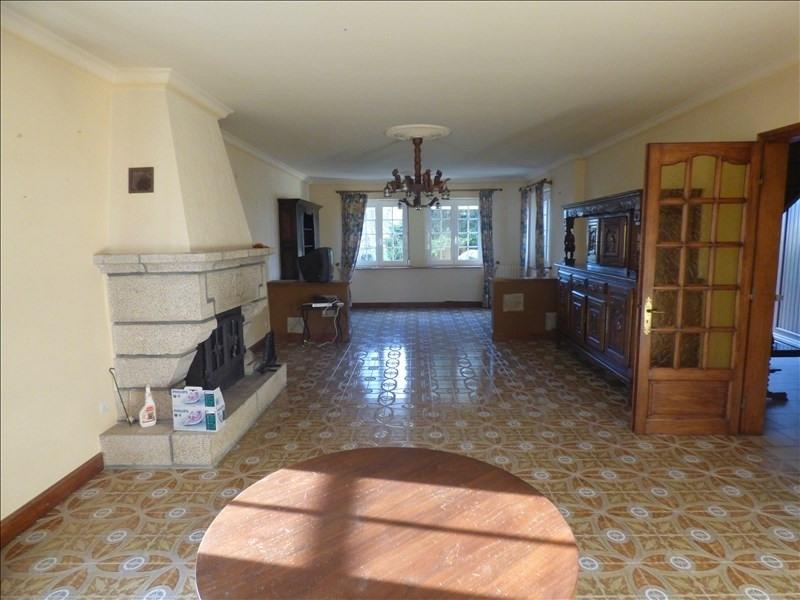 Sale house / villa Langoat 220500€ - Picture 2