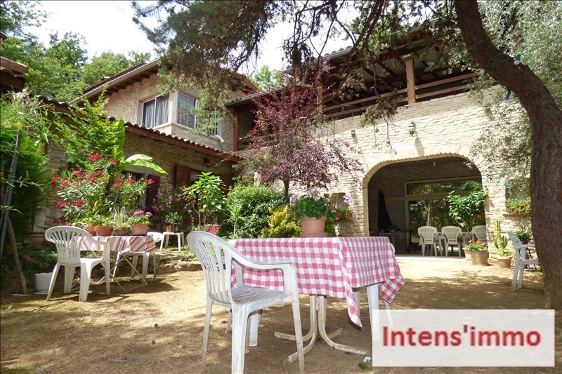 Vente maison / villa St donat sur l herbasse 458000€ - Photo 1