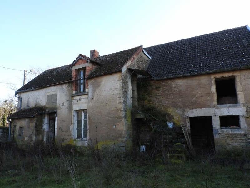 Sale house / villa Entre chatillon/montbar 11000€ - Picture 2