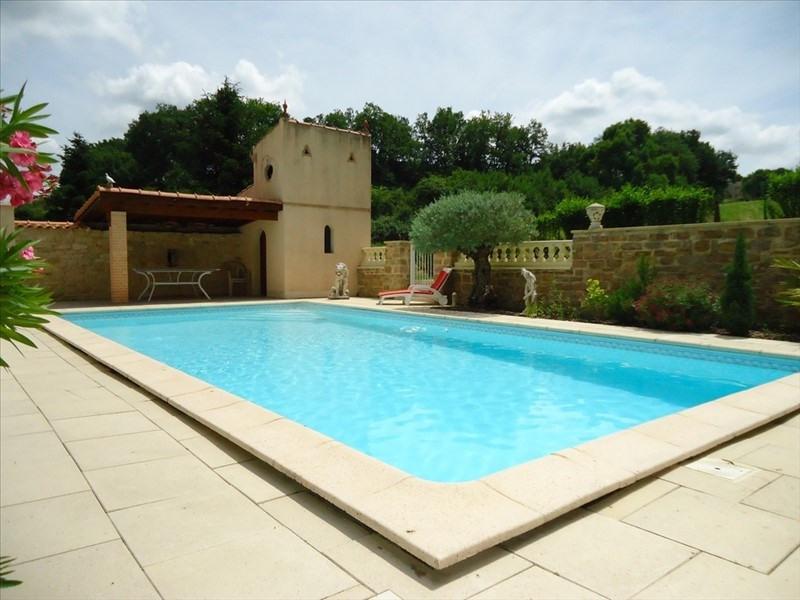 Vente maison / villa Salies 320000€ - Photo 2