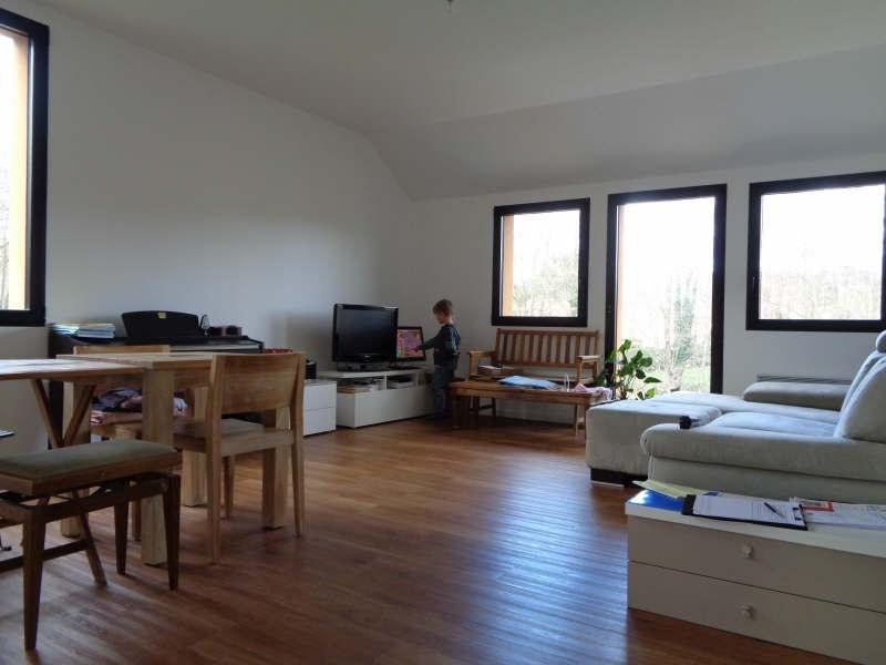 Rental apartment Longvilliers 980€ CC - Picture 1