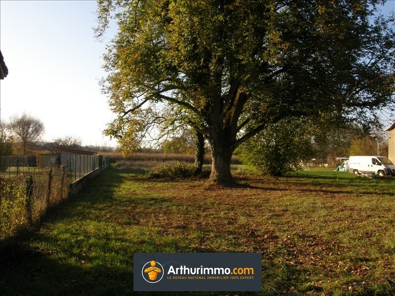 Vente terrain Morestel 65 000€ - Photo 1