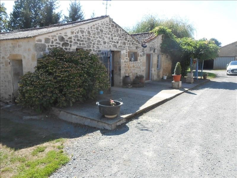 Vente maison / villa St maixent de beugne 264000€ - Photo 2