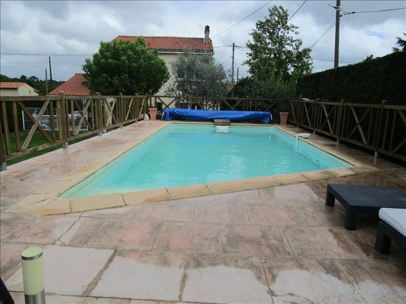 Sale house / villa Carbon blanc 380000€ - Picture 2