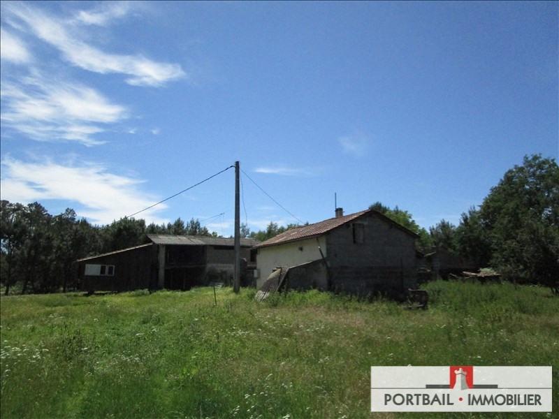 Sale house / villa Montendre 97000€ - Picture 1