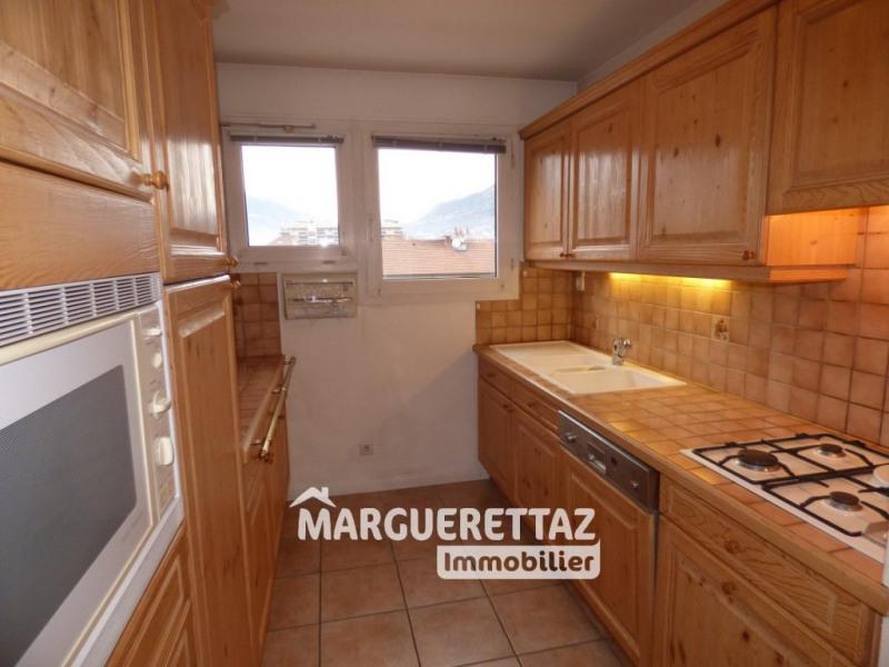 Vente appartement Cluses 137500€ - Photo 4