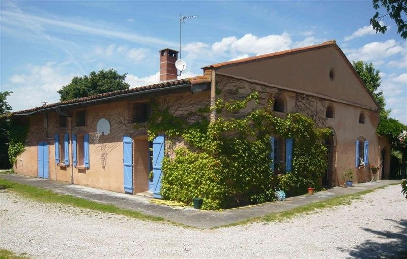 Deluxe sale house / villa Montrabe 8 mn 495 000€ - Picture 2