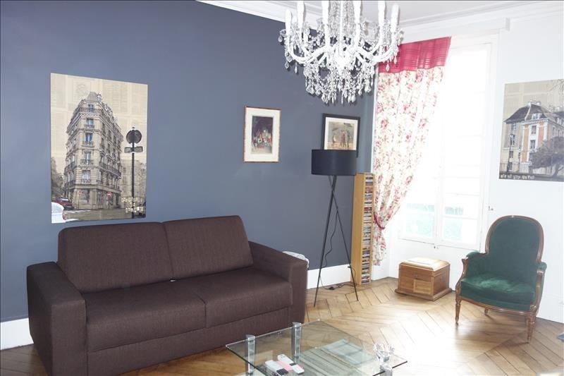 Vente appartement Versailles 714000€ - Photo 1