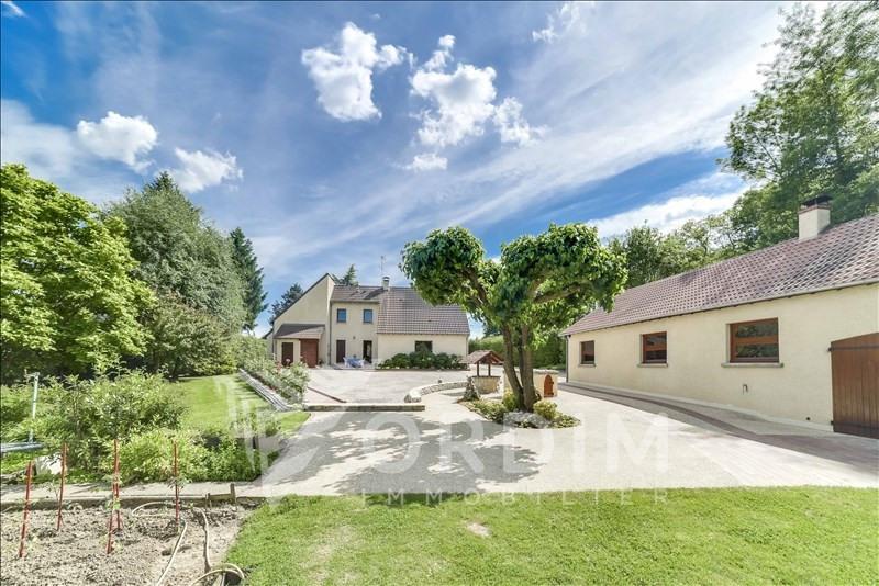 Sale house / villa Venoy 349000€ - Picture 2