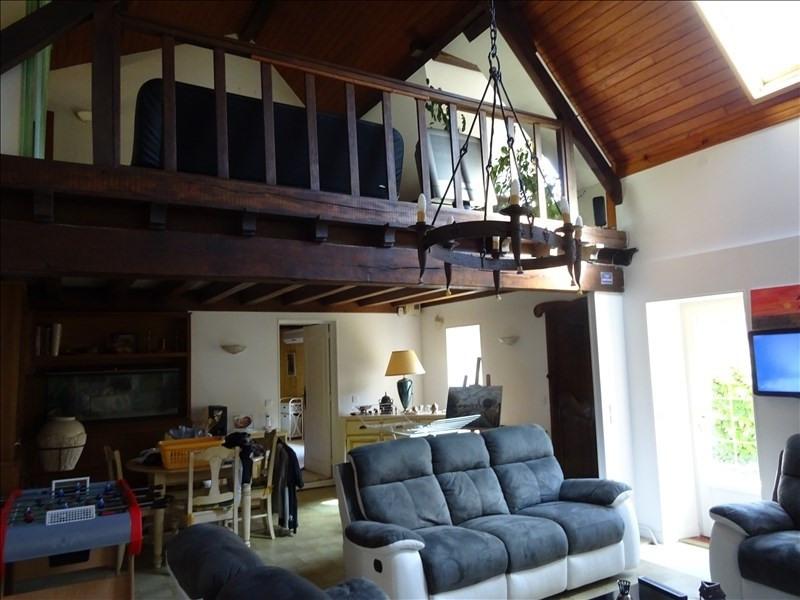 Revenda casa Fleury sur loire 212000€ - Fotografia 5