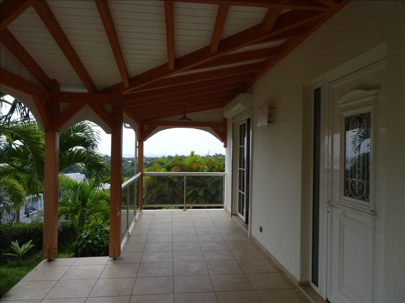 Sale house / villa Capesterre belle eau 450000€ - Picture 1