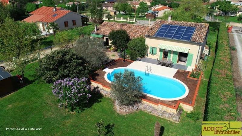 Vente maison / villa Secteur montastruc-la-conseillere 357000€ - Photo 1