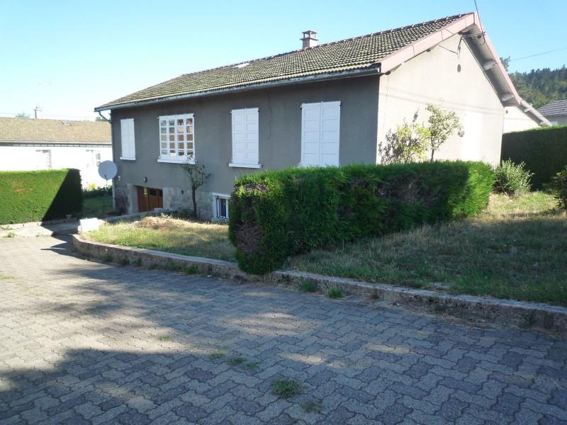 Vente maison / villa Le chambon sur lignon 114000€ - Photo 2