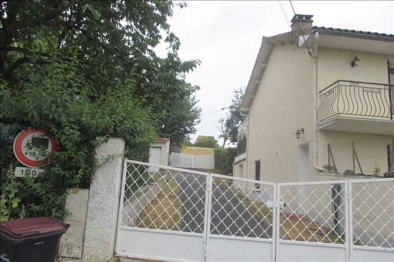Sale house / villa Touvre 252000€ - Picture 10
