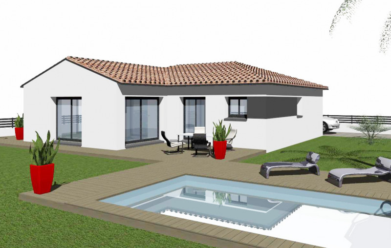 Maison  4 pièces + Terrain 335 m² Cugnaux par SAS VILLAS SUD CREATION