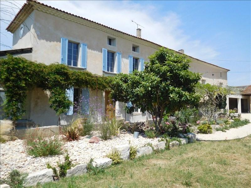 Престижная продажа дом Carpentras 599000€ - Фото 1
