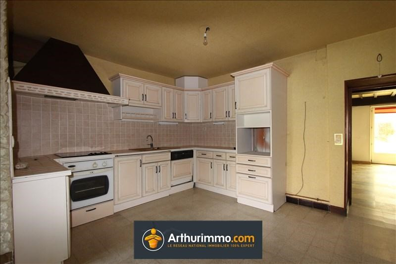 Vente maison / villa Montalieu vercieu 155000€ - Photo 5