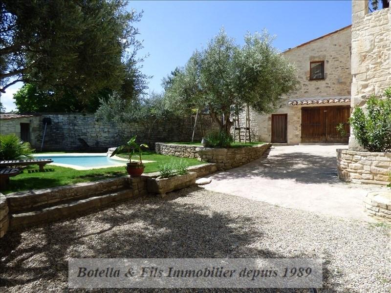 Deluxe sale house / villa Barjac 489500€ - Picture 7