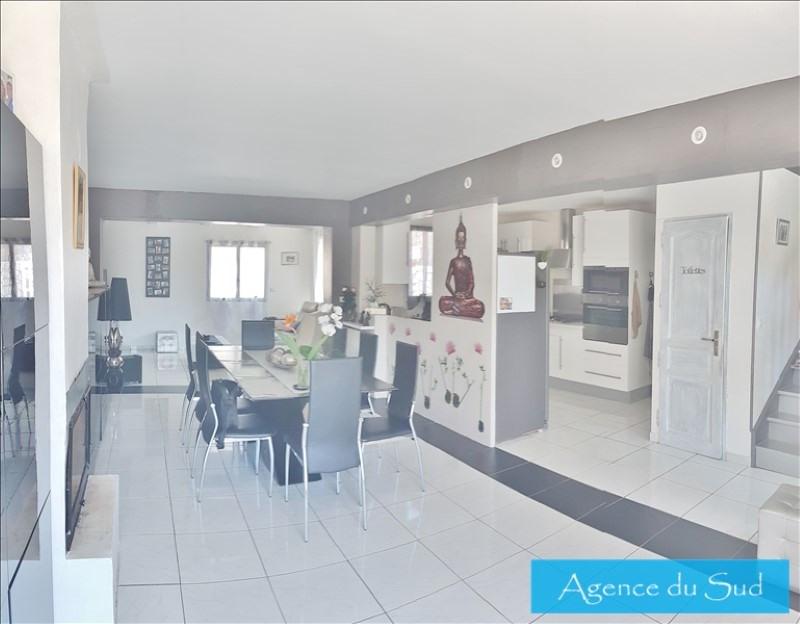 Vente maison / villa Roquevaire 364000€ - Photo 6